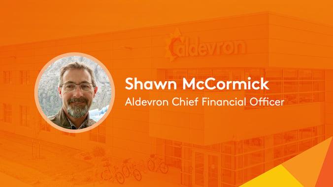 ALD CFO Shaw McCormick