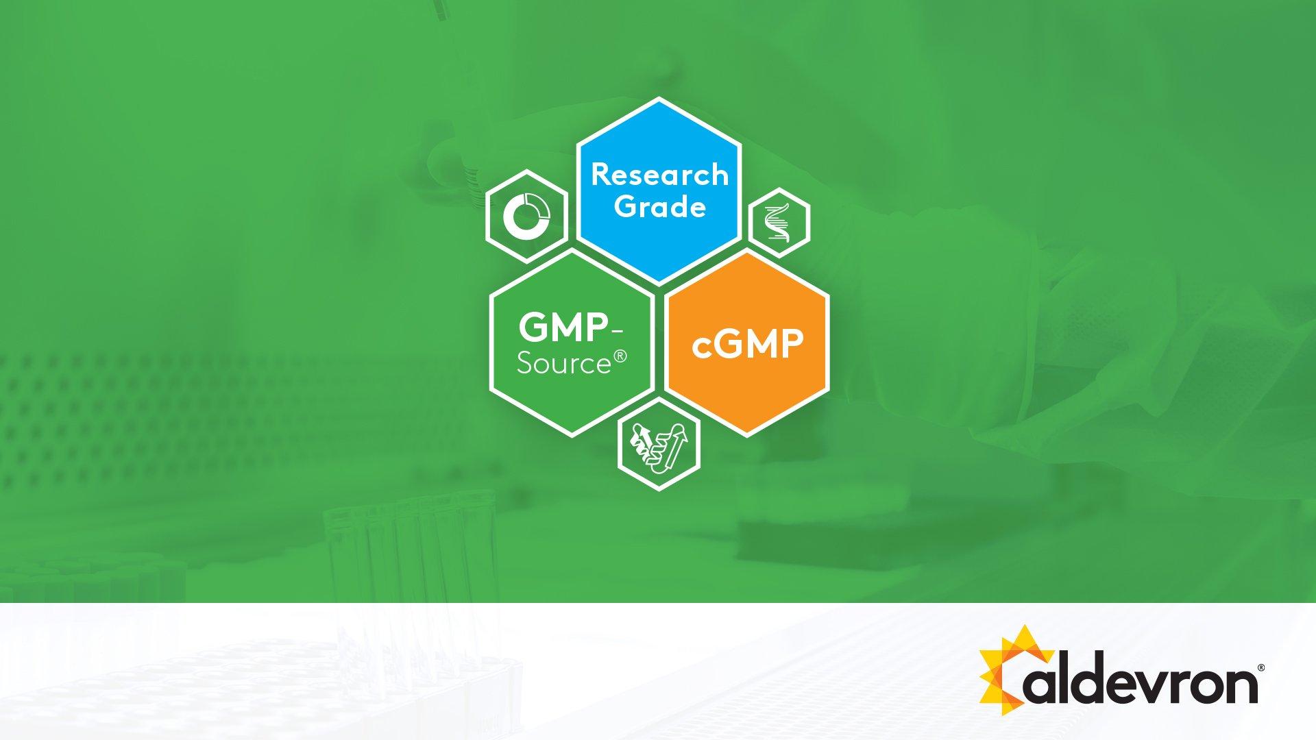 Aldevron GMP-Source