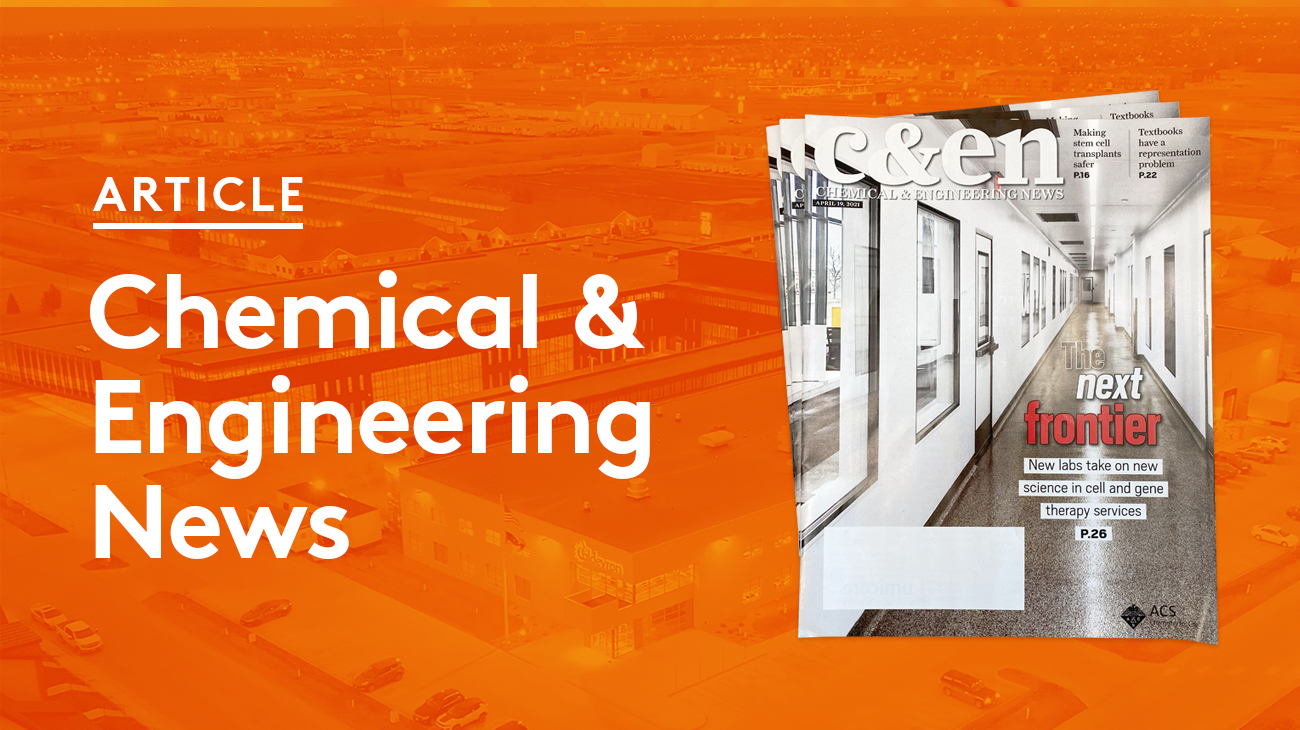 Aldevron Chemical and Engineering Article