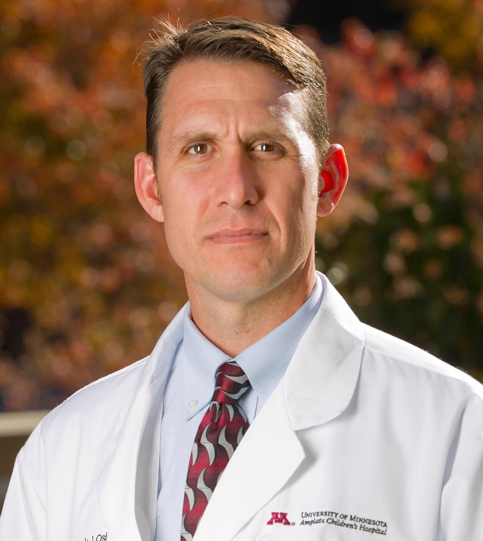 Mark Osborn, Ph.D.