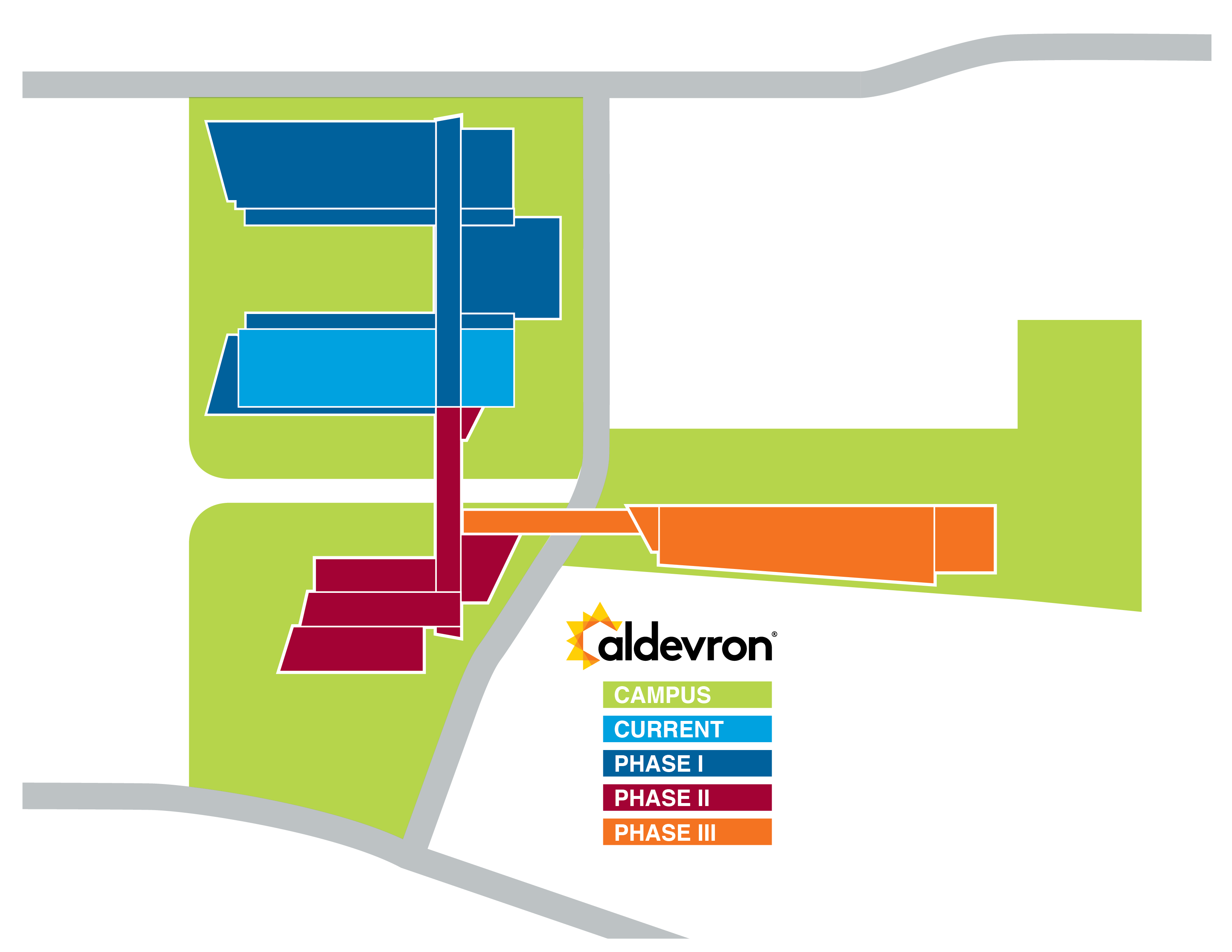 Facility Expansion Map
